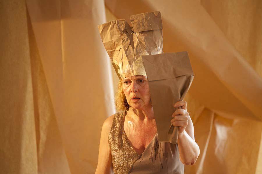 La reine des sacs papier
